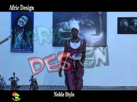 Afric DESIGN (edition special ''Rastafari'')présenté par Nadia AKUETEY et Horus DONKOVI