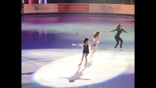Evgenia Medvedeva Евгения Медведева focus fancam, Skate Canada 2018 Gala Finale, 28/10/18
