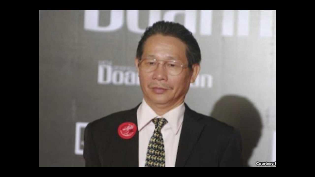 Blogger Huỳnh Ngọc Chênh được đề cử Giải Công dân Mạng 2013