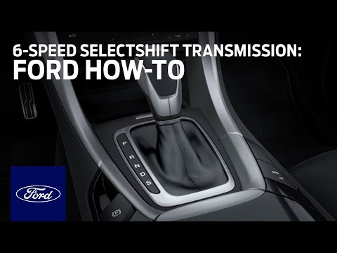 6-Speed SelectShift Automatic Transmission | Ford How-To | Ford