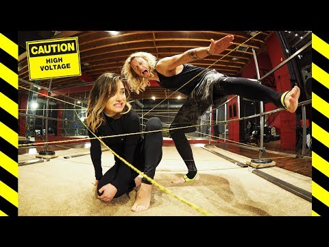 ELECTRIC SHOCK PRISON with Chachi Gonzales!