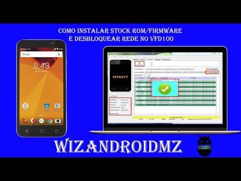 Como Fazer Root no Vodafone Smart Kicka 3 VFD 210 usando o KingRoot (Video)