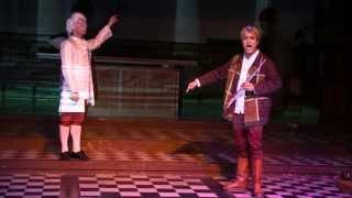 Die Weisheitslehre dieser Knaben (Il Flauto Magico Die Zauberflöte) - J. Saadat e T. de Sa - Mozart