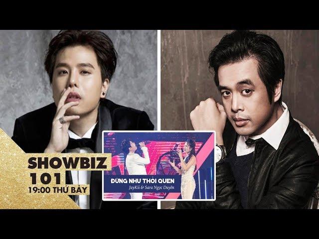 Trịnh Thăng Bình lên tiếng về nghi vấn bị đạo nhạc với Dương Khắc Linh   Showbiz 101   VIEW