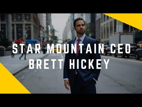 Star Mountain CEO Brett Hickey on Evolution Capital's Podcast for Entrepreneurs and Business Owners