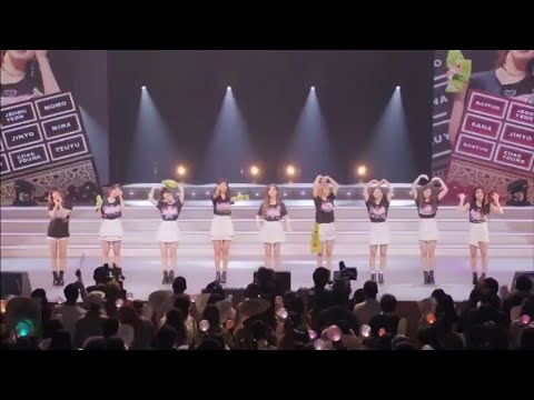 TWICE Showcase  Tour 2018 Candy Pop  NHK Hall