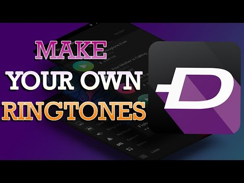 Upload your ringtones for free with Zedge!