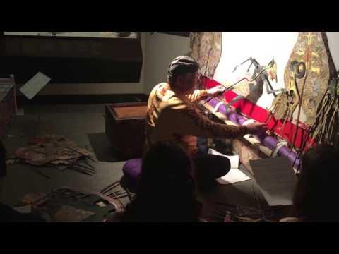Javanese Gamelan & Puppet (Wayang) Performance in Boston