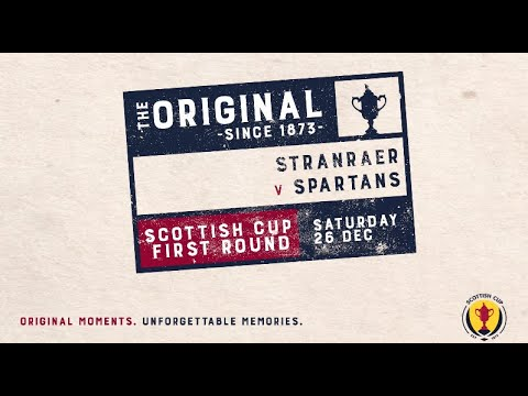 Stranraer Spartans Goals And Highlights