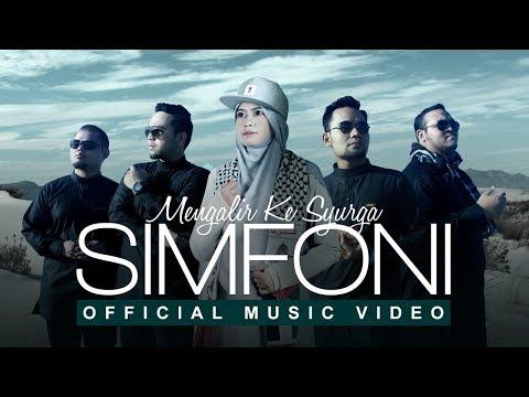 SIMFONI - Mengalir Ke Syurga feat Heliza Helmi  ᴴᴰ
