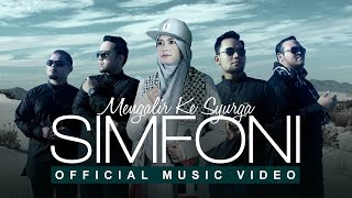 SIMFONI - Mengalir Ke Syurga feat Heliza Helmi (Official Music Video) ᴴᴰ