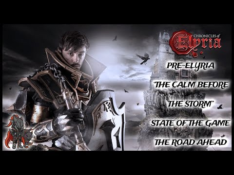 Chronicles of Elyria MMORPG (State of the Game News Update) 3/10/19 - ⚜Pre-Elyria, Footage, Q&A
