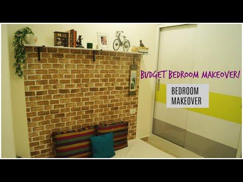 Stunning Small Bedroom Makeover on A Budget | Small Bedroom Design Ideas | Organizopedia