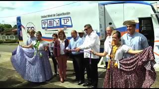 """UTP inaugura proyecto """"Modelo de Atención Educativa Móvil"""""""
