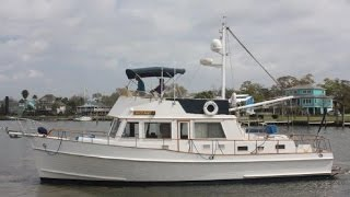 2002 Grand Banks 42 Classic, For Sale Sea Lake Yachts