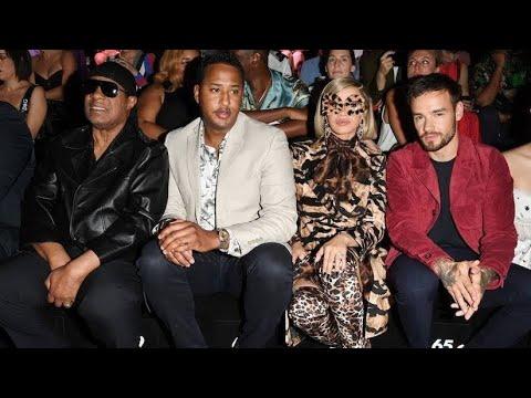 Cardi B Front Row At Dolce & Gabbana Show No Nicki Minaj