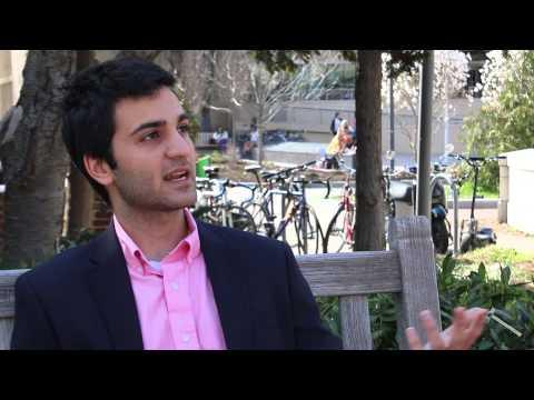 Marwan Sulaiman - Dirk S. Brady Scholarship Recipient