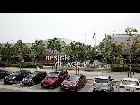 Design Village Outlet Mall - Penang