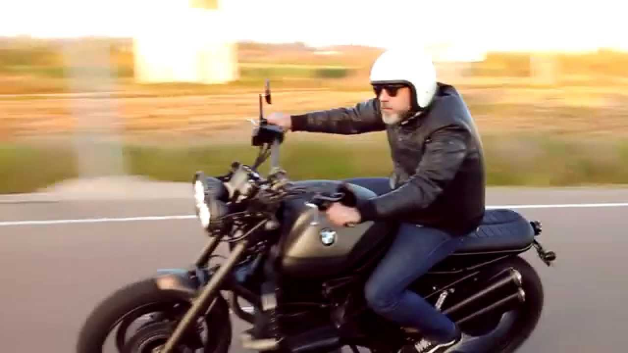 Bmw R850r Quot H Quot By Jpchoppers Video Completo Youtube