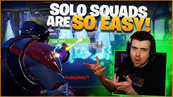 Solo squads are so easy now!