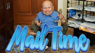 My Little Pony, New Leather Nikes, and More Swords!   MailTime #12 Unboxing with Verne Troyer