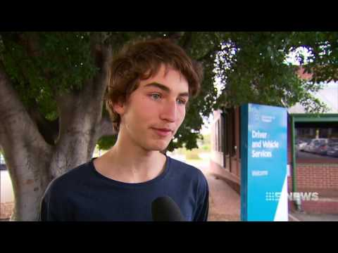 Learner Driver Changes | 9 News Perth