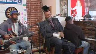"FISHBONE ""Forever Moore/Good Times"" (acoustic)"