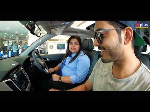 Utpal Das tries out the New Hyundai Creta 2018