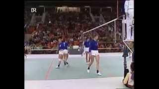 Захватывающая игра между ГДР и Бразилией на Олимпийских играх в Мюнхене - 72