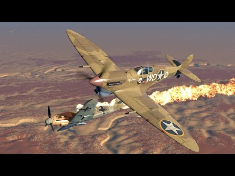 IL 2 Sturmovik Desert Wings Tobruk  