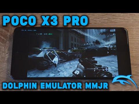 Poco X3 Pro / Snapdragon 860 - COD Modern Warfare 3 / Rayman Origins / WWE '13 - Dolphin MMJR - Test |