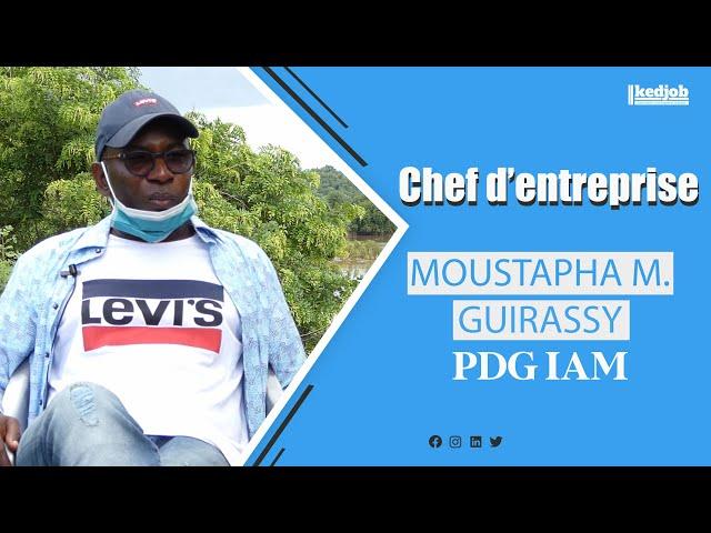 Chef D'entreprise N°7 (M.GUIRASSY)