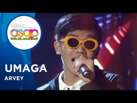 Arvey - Umaga | iWant ASAP Highlights