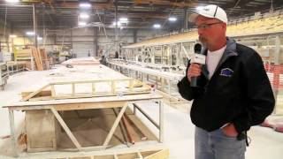 Manufactured Home Factory Tour: KIT HomeBuilders West