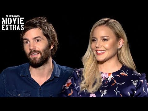 Geostorm 2017 Jim Sturgess and Abbie Cornish talks about his experience making the movie