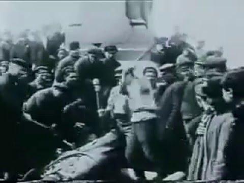 Снос памятника Александру II в Ростове-на-Дону ( 27 марта 1924 года )