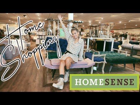 COME HOME SHOPPING WITH ME! HOMESENSE & DUNELM | Lucy Jessica Carter