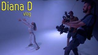 DIANA D/съёмки клипа «Вдох»/идея создания песни/Balenciaga на 7 часов