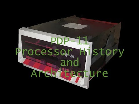 Computer History: DEC PDP-11 CPUs And Architecture