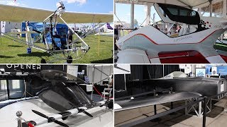 Innovative Aircraft at EAA AirVenture 2019