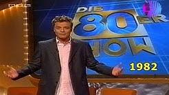 Die 80er Show 1982 mit Oliver Geissen (rtl 2002)