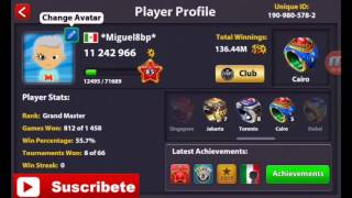 8 BALL POOL - MOD   R.I.P   Week Competitions Wins😂👍 Funny Moments   3.8.6 Hacks Cheats Mods ®