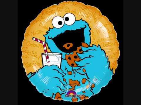 Cookie monsta you can do it