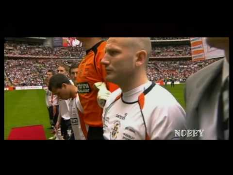 Luton Town v Scunthorpe ~ Johnstones Paint Trophy Final ~ Musical Highlights Compilation