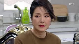 내 남자의 비밀 - 무슨 속셈?! 이휘향, 강세정·김다현 결혼 승낙했다.20180123