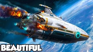 The BEST LOOKING GAME EVER!  (Subnautica Gameplay Part 1)