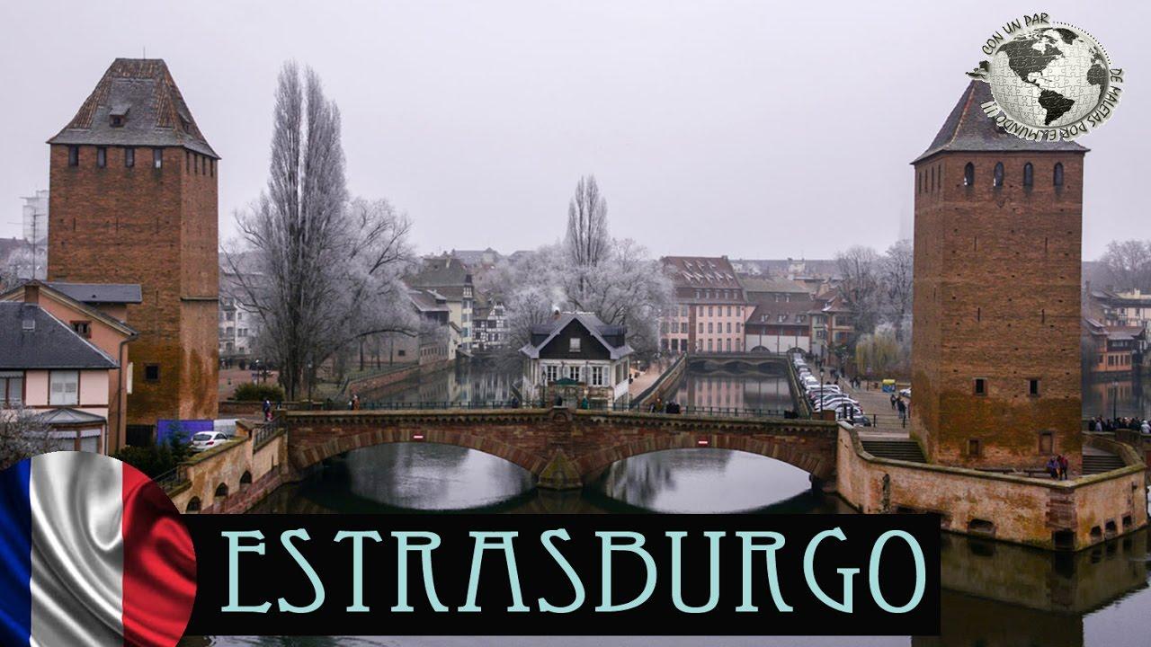 Estrasburgo En Navidad Alsacia Francia 2016 Youtube