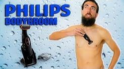 PHILIPS BODYGROOM series 3000 afeitadora corporal apta para la ducha ?.