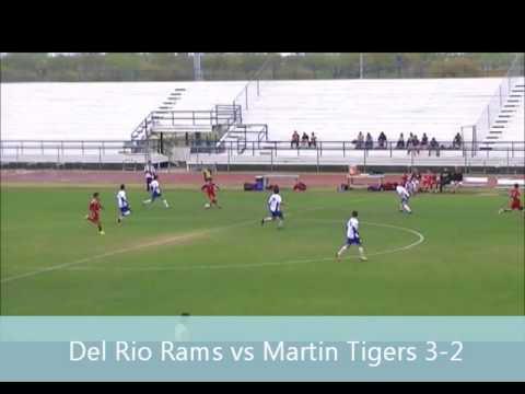 Del Rio vs Martin Part 1