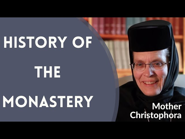 Mother Christophora - History of the Monastery of the Transfiguration